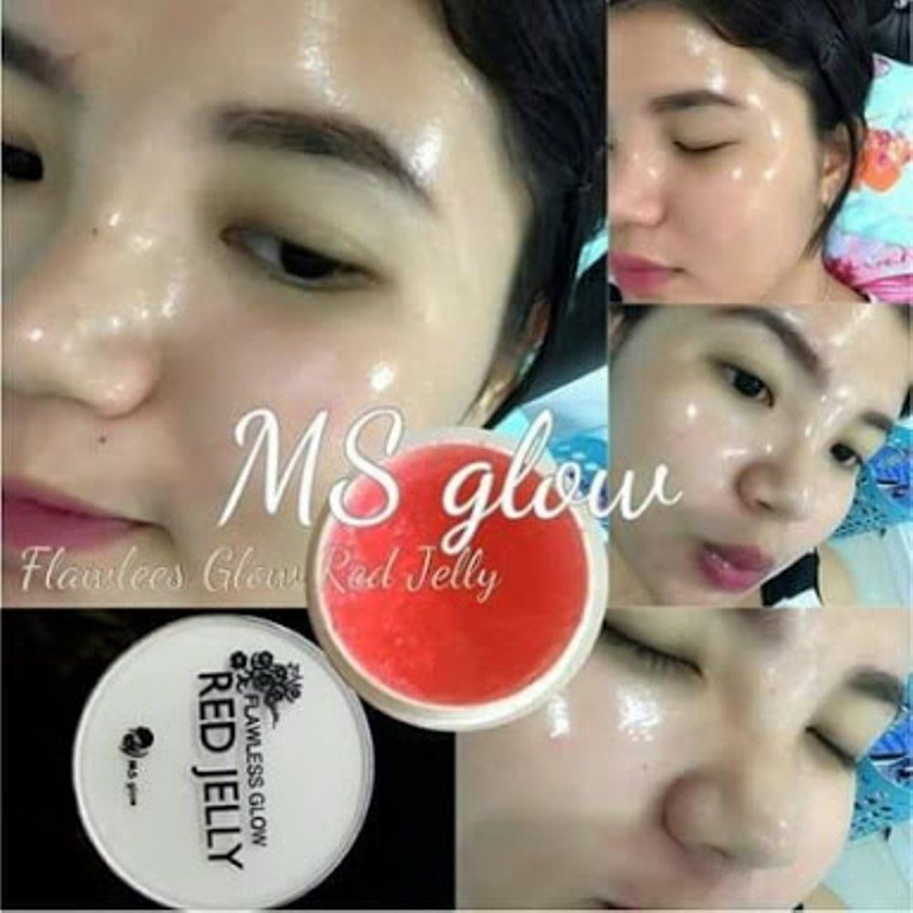 Efek Samping MS Glow Red Jelly