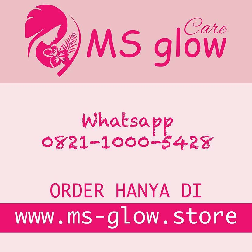 Jual MS Glow Original
