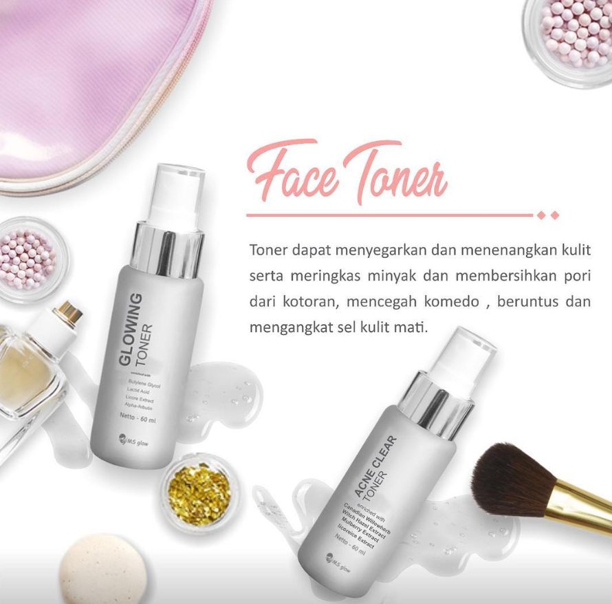 Face Toner MS Glow