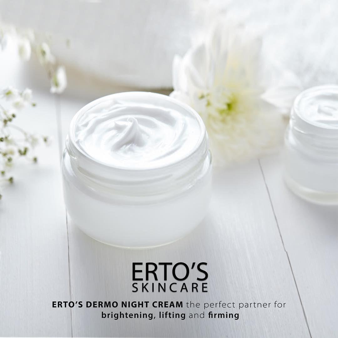 Jual Ertos Night Cream Whitening 100 Original Airchusion