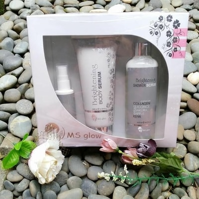 Ms Glow Whitening Body Pigmented