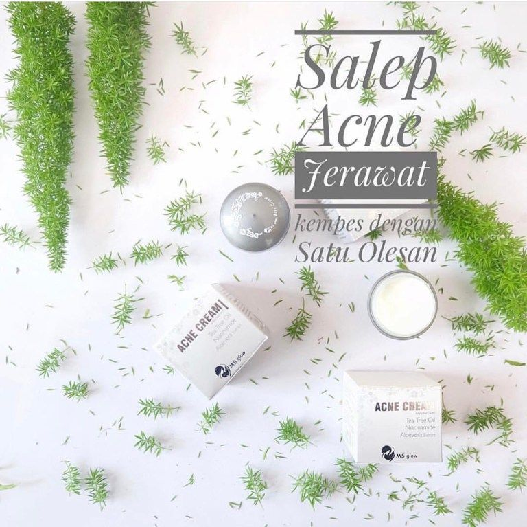 Ms Glow Acne Cream